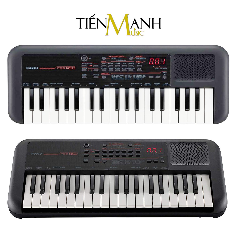 Đàn Organ Mini Yamaha PSS-A50 Phím Cảm Ứng Lực Flexible - Midi Keyboard Controllers