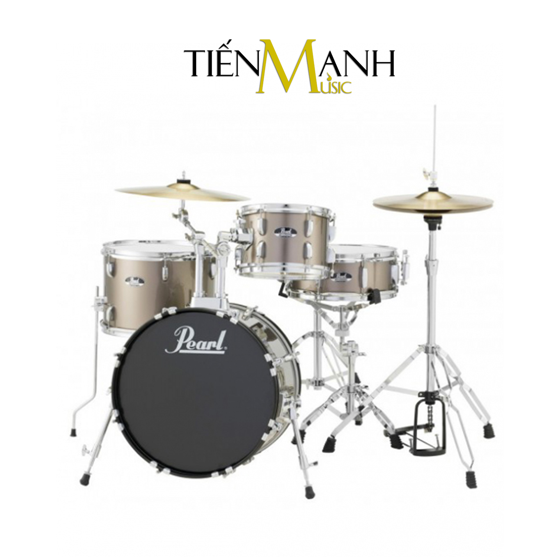 Bộ Trống Dàn Cơ Pearl Jazz Drum RS584CC707