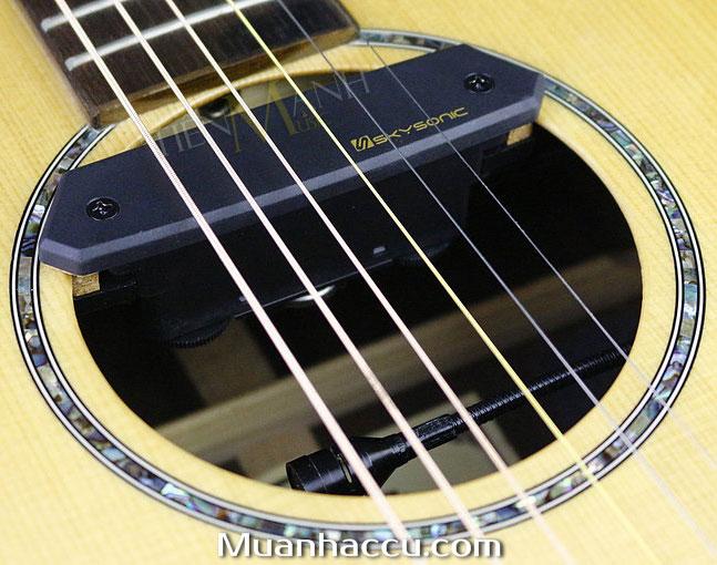 Pickup Đàn Acoustic Guitar Skysonic T-902 (Bộ thu âm Guitar)