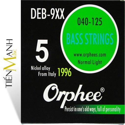 Dây đàn Bass Guitar Orphee- DEB-9XX