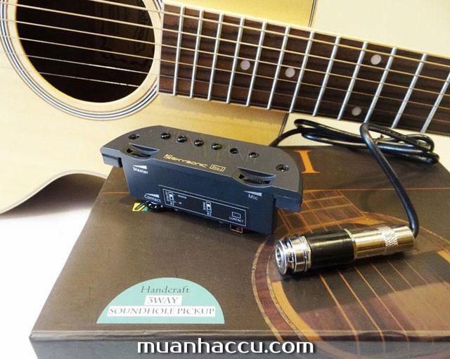 Pickup Đàn Acoustic Guitar Skysonic PRO-1 (Bộ thu âm Guitar)