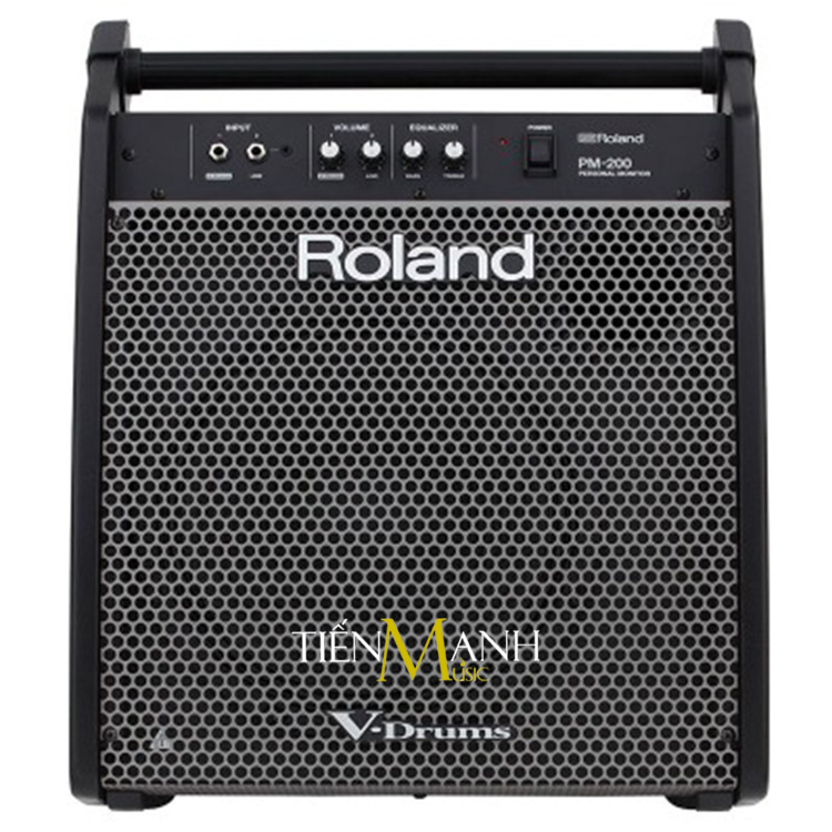 Ampli Trống Roland PM-200