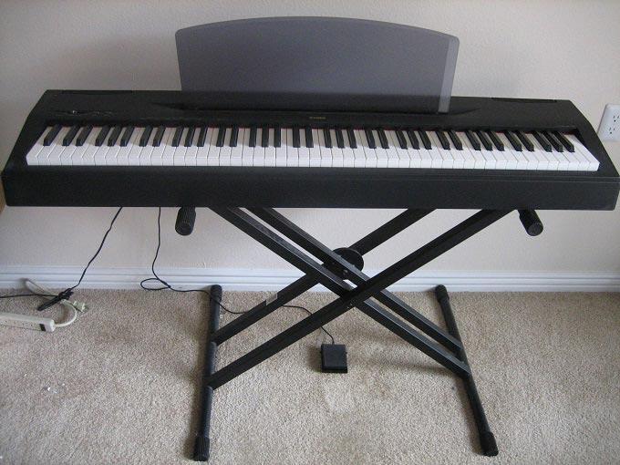 Đàn Piano điện Yamaha YDP P60