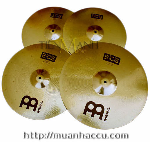 Germany Cymbal Meinl BCS141620