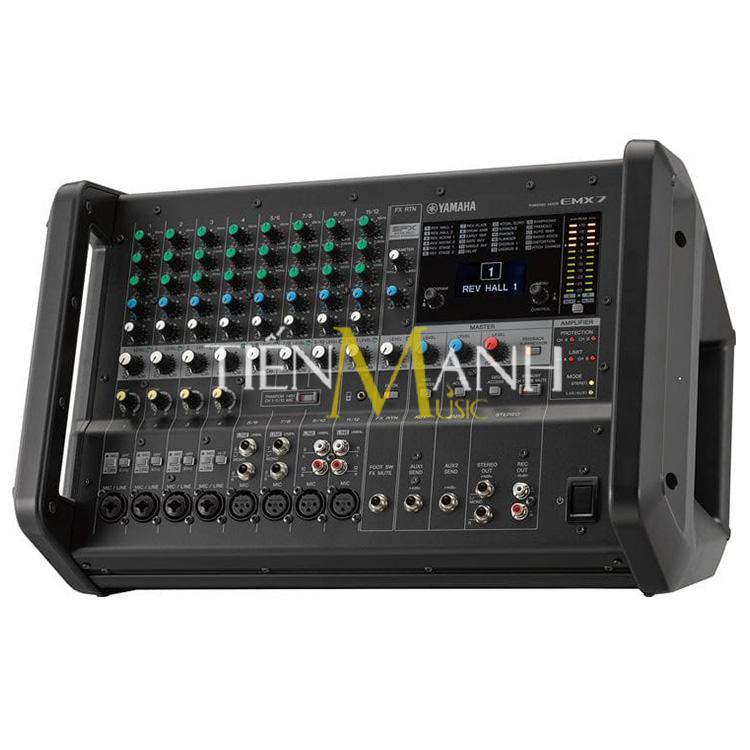 Bàn Trộn Mixer Yamaha EMX7