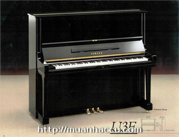Upright Piano Yamaha U3F