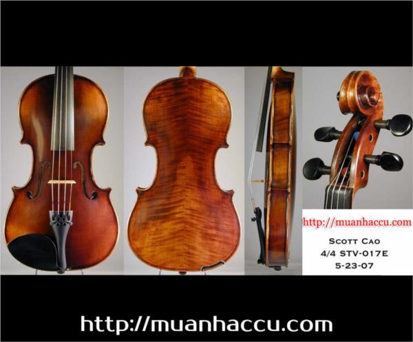 Scott Cao Violin STV - 017E
