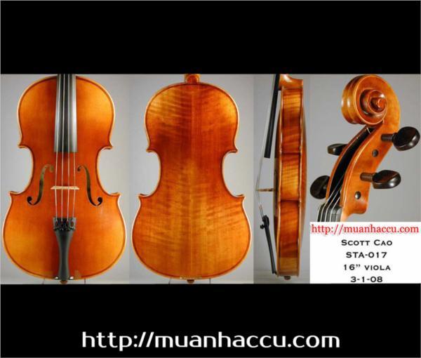 Scott & Guan Viola 140
