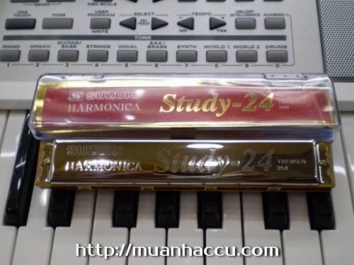 Suzuki Hamonica Study 24 lỗ