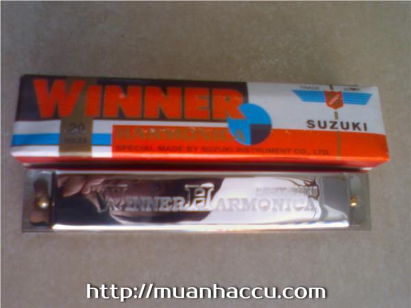 Winner Hamonica 20 Holes