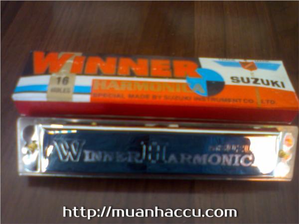 Winner Hamonica 16 Holes