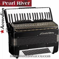 Pearl River Accordion 41K