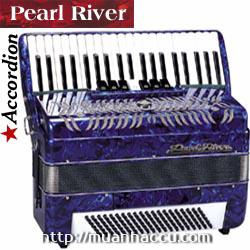 Pearl River Accordion 41K
