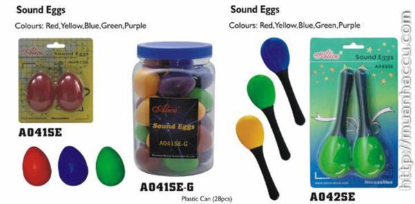 Sound Eggs