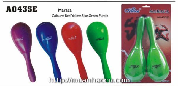 Maracas A043SE