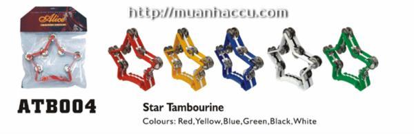 Star Tambourine
