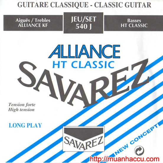 Savarez Guitar Strings 540J