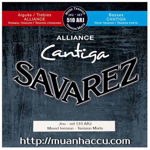 Savarez Classic Guitar Strings 510 ARJ