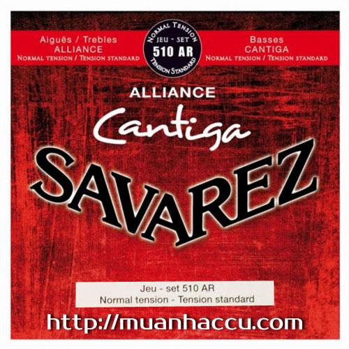 Savarez Classic Guitar Strings 510 AR