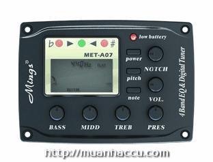 Guitar Equalizers MET-07