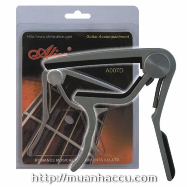 Capo Guitar A007D