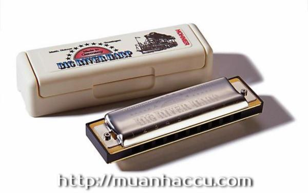 Kn Harmonica Hohner - Big River Harp M590016