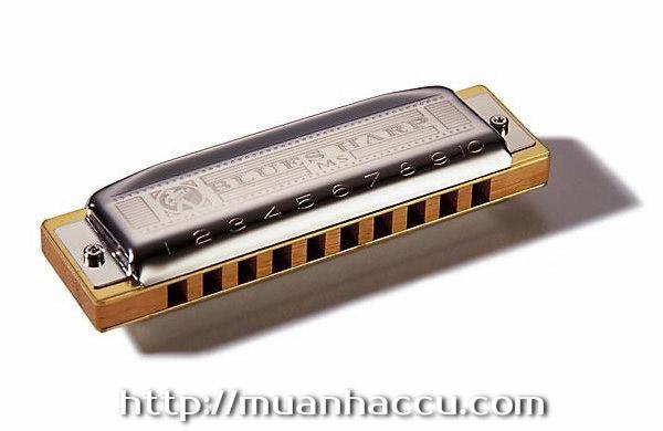 Kn Harmonica Hohner - Blues Harp MS M533106