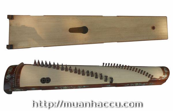 Đàn Tranh 19 dây (khảm trai) TMT35