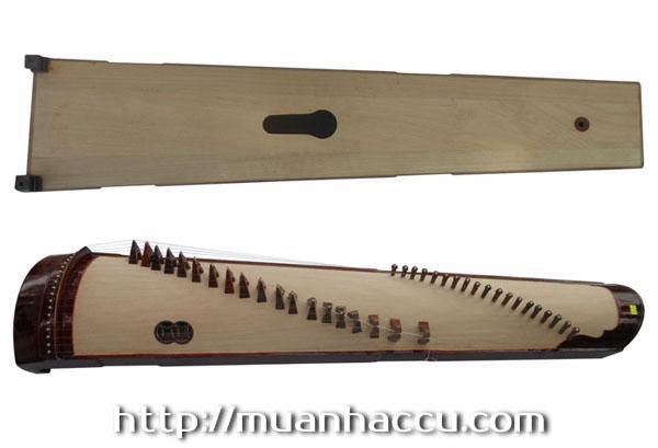 Đàn Tranh 19 dây (không khảm) TMT23