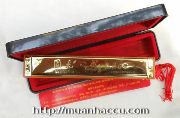 Kèn Harmonica Guoguang 24 lỗ - Guoguang Harmonica 24 holes