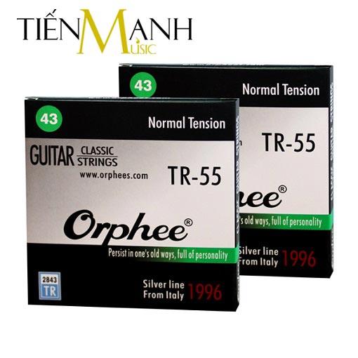 Dây đàn Guitar Classic Orphee-TR55