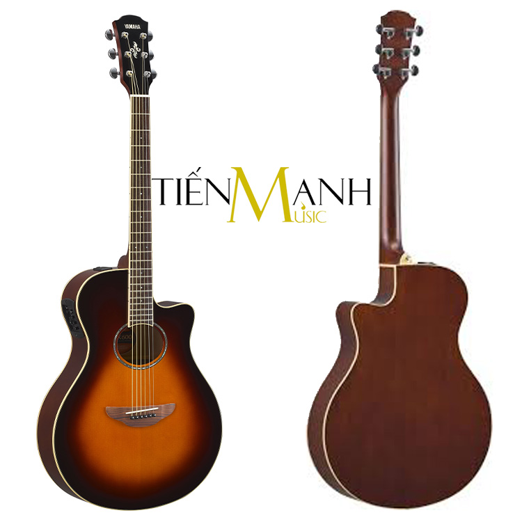 Đàn Guitar Acoustic Yamaha APX600OVS (Có EQ)
