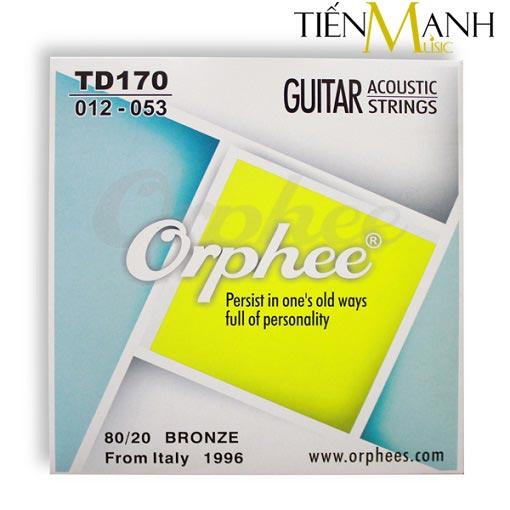 Dây đàn Guitar Acoustic Orphee TD 170