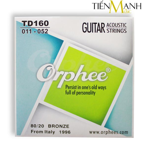 Dây đàn Guitar Acoustic Orphee TD 160