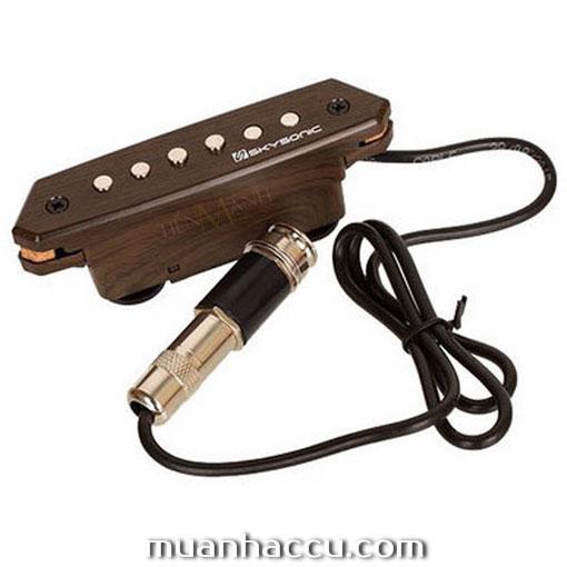 Pickup Đàn Acoustic Guitar Skysonic A-810 (Bộ thu âm Guitar)