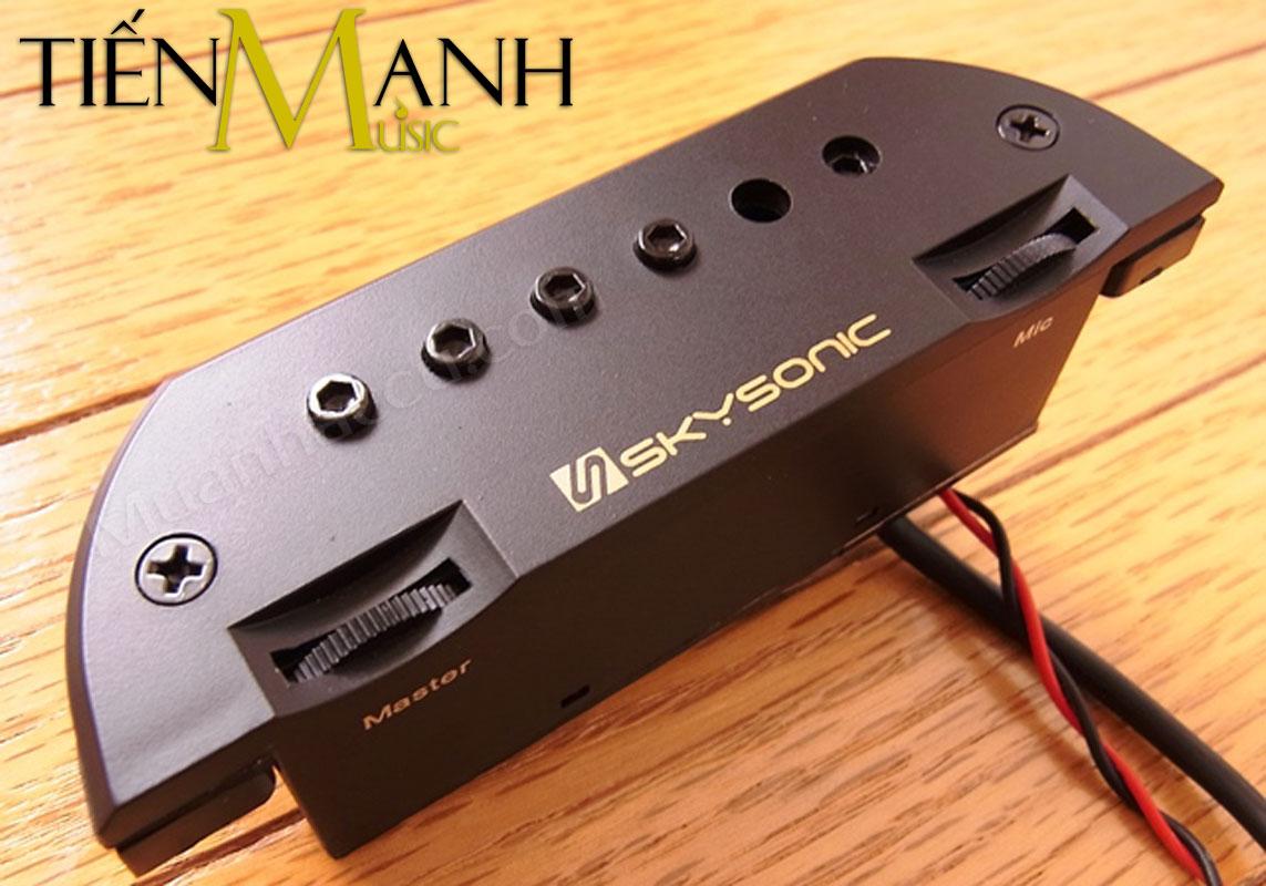 Pickup Đàn Acoustic Guitar Skysonic T-903 (Bộ thu âm Guitar)