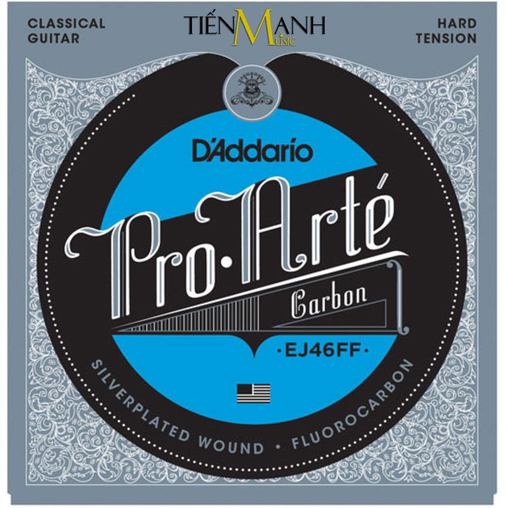 Bộ Dây Đàn Classic Guitar DAddario EJ46FF