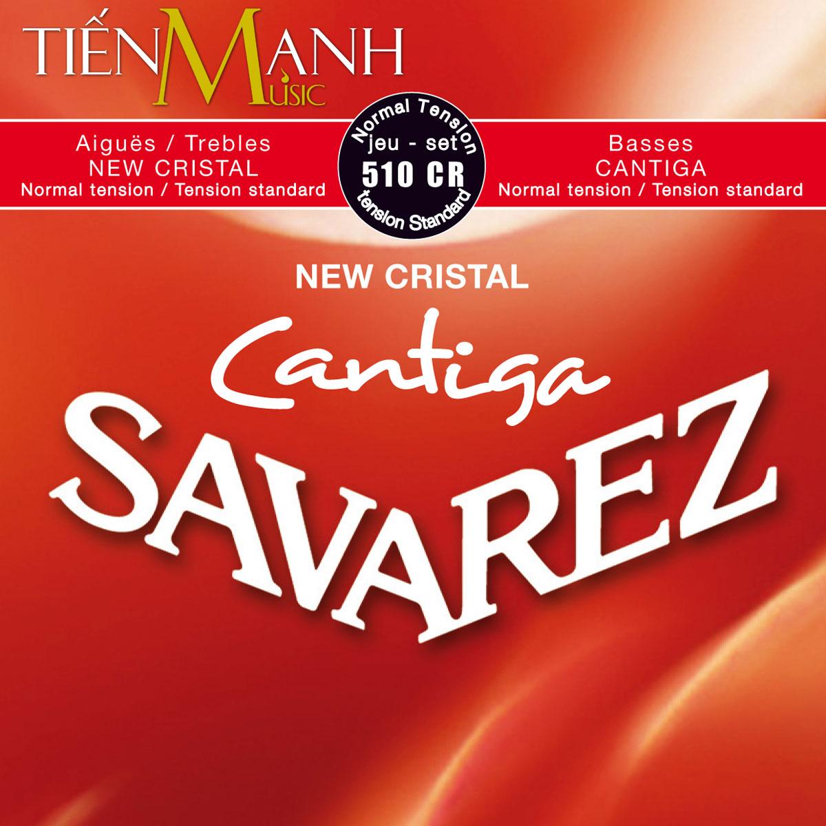 Bộ Dây Đàn Guitar Classic Savarez 510CR