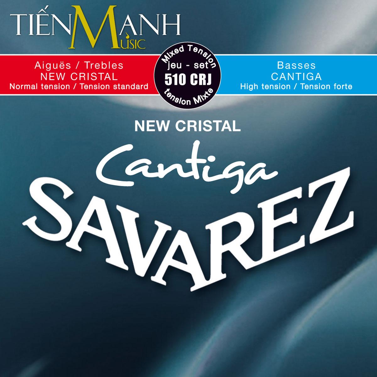 Bộ Dây Đàn Guitar Classic Savarez 510CRJ