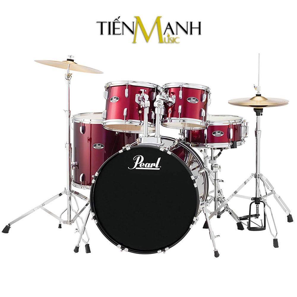 Bộ Trống Dàn Cơ Pearl Jazz Drum RS525SC91