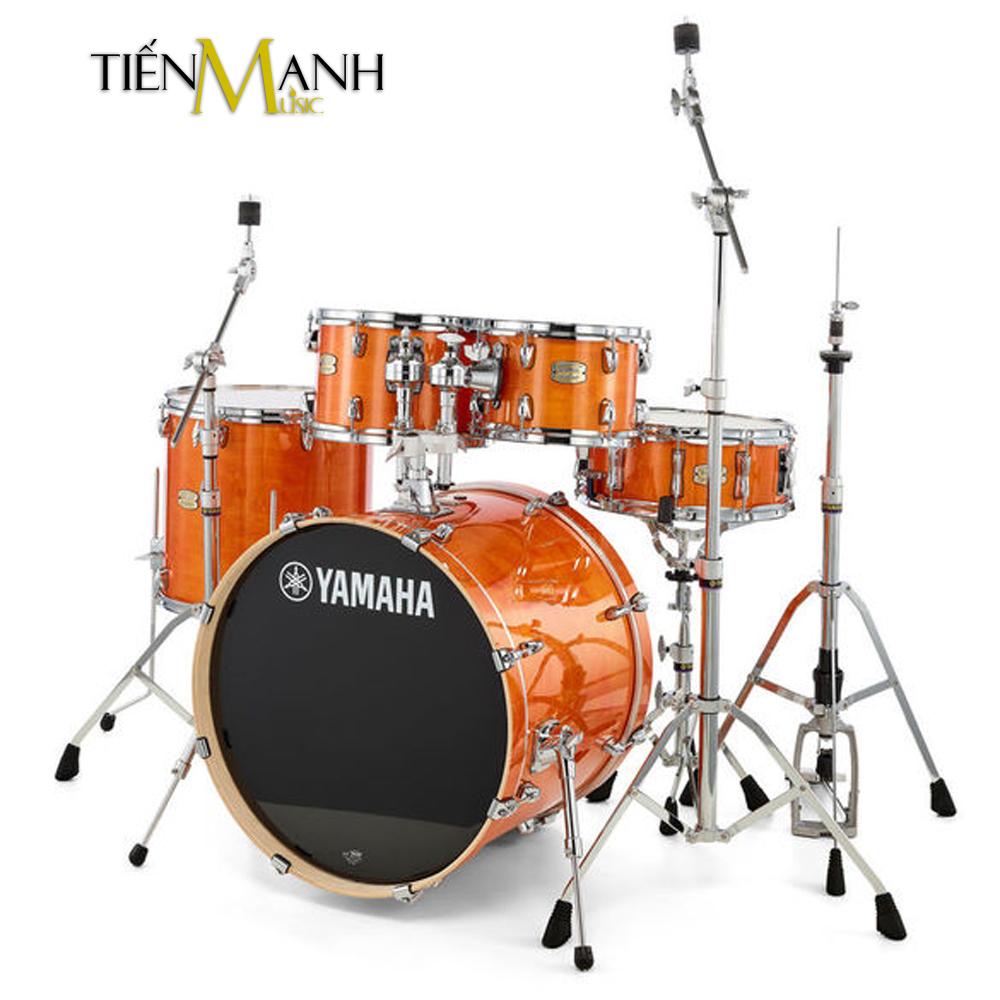 Bộ Trống Dàn Cơ Yamaha Drum STAGE CUSTOM SBP2F5 (Vàng)