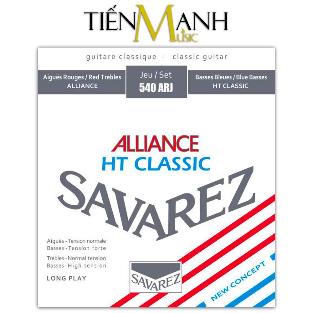 Bộ Dây Đàn Guitar Classic Savarez 540ARJ