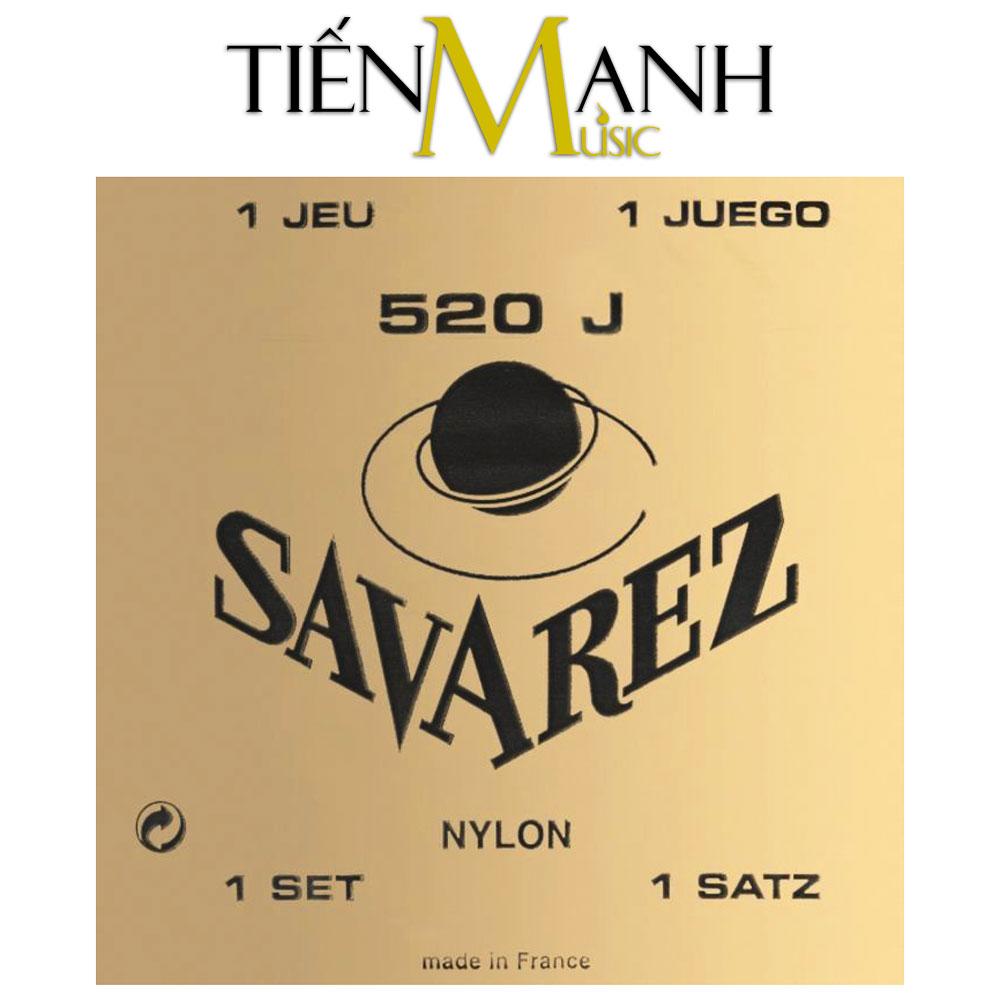 Bộ Dây Đàn Guitar Classic Savarez 520J