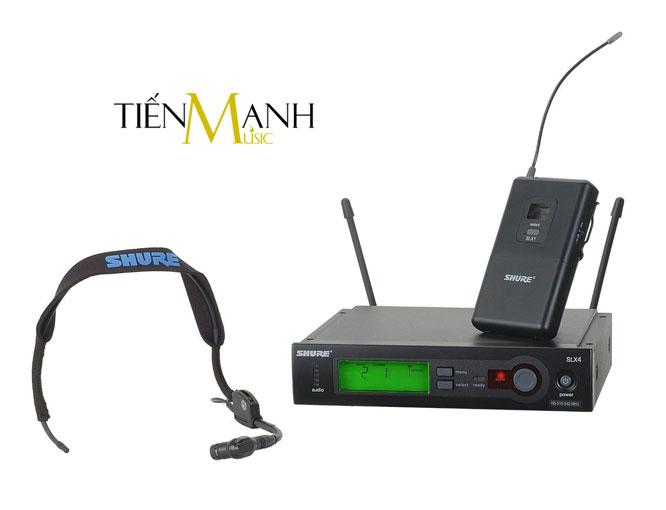 Bộ Micro không dây Shure SLX14E/WH30