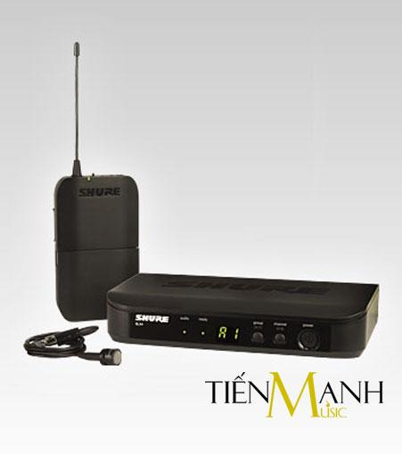 Bộ thu không dây Shure BLX14A/W85