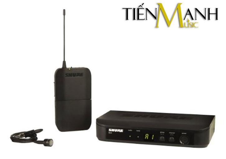 Bộ thu không dây Shure BLX14A/PG85