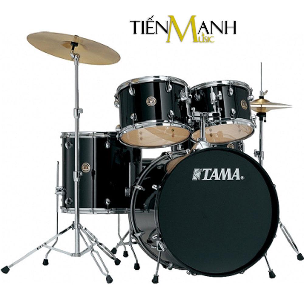 Bộ Trống Dàn Cơ Tama Rhythm Mate Drum Kit RH58H5-CCM (Đen)