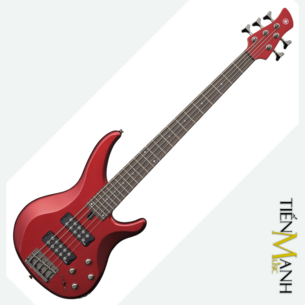 Đàn Electric Bass Guitar Yamaha TRBX305-CAR (5 dây)