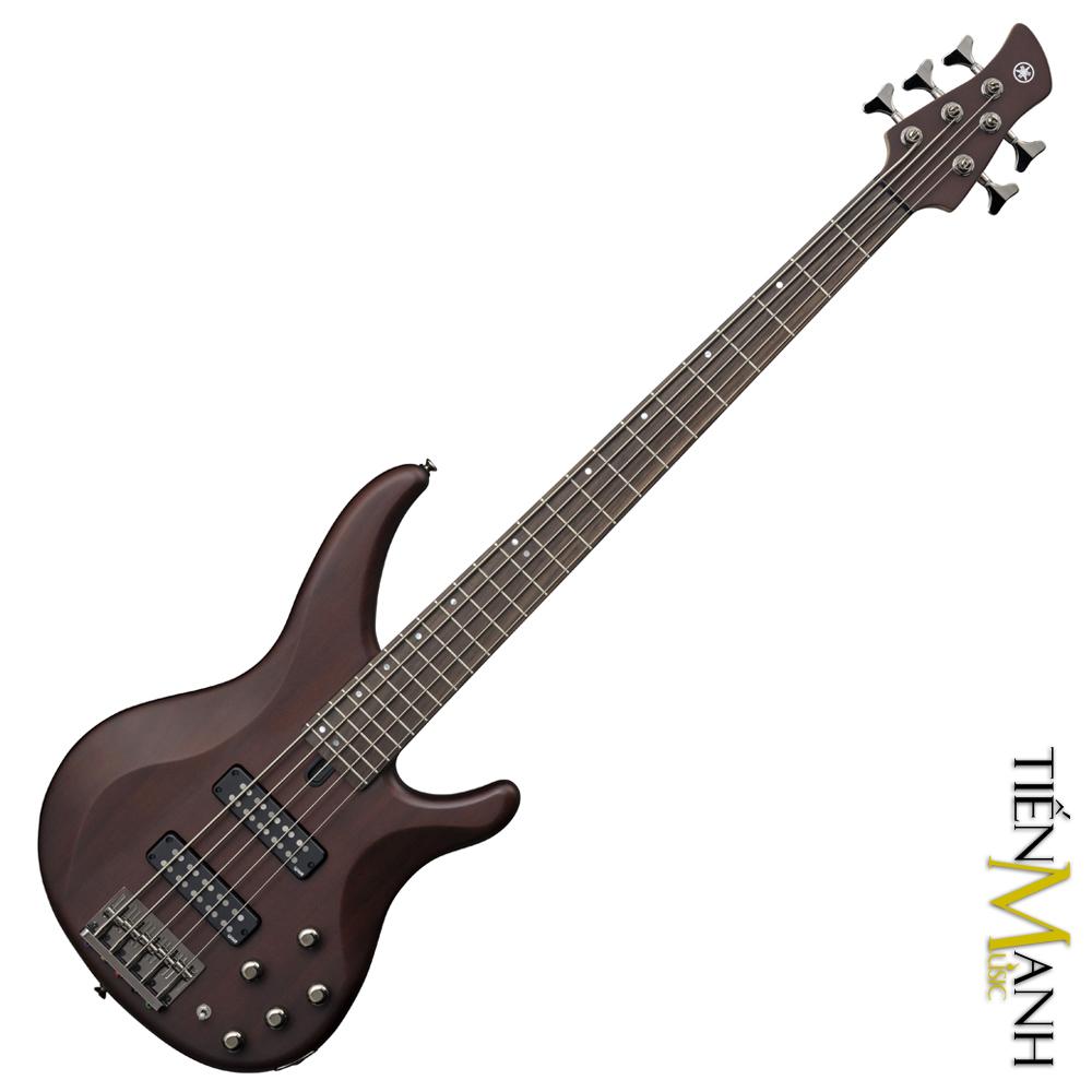 Đàn Electric Bass Guitar Yamaha TRBX505-TBN (5 dây)