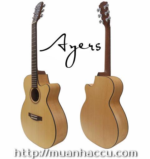 Ayers Acoustic Guitar ACSM